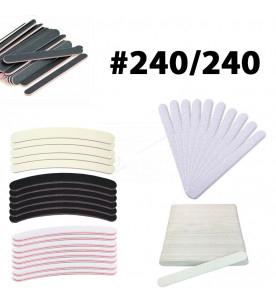 nail file 240/240 grid