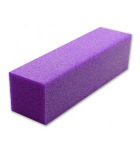 violet Nail Buffing Block