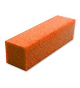 Orange Nail Buffing Block