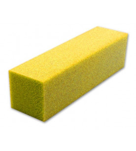 Yellow Nail Buffing Block