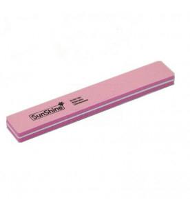 XXL Pink nail file 100/180...