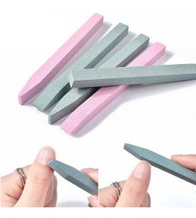 natural stone nail file