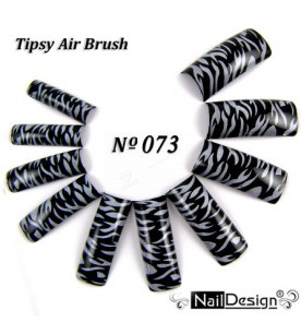 no. 73 Air Brush Nail...