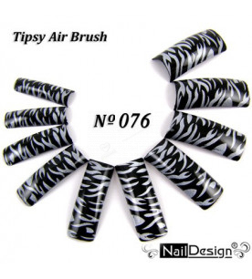 no. 76 Air Brush Nail...