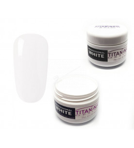 White acrylic powder polymer