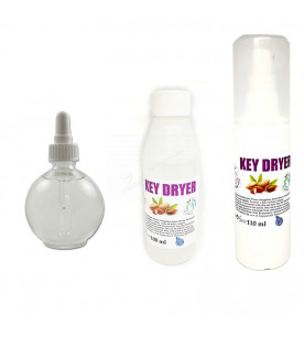 Key-Dry Polish Dryer Almond