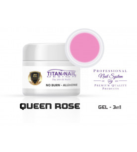 Queen Rose Builder GEL UV&LED