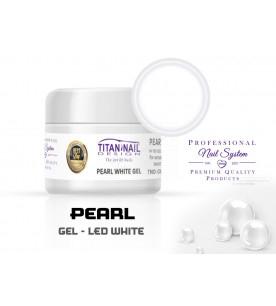 Pearl white GEL UV & LED...
