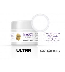 Ultra white GEL UV & LED...
