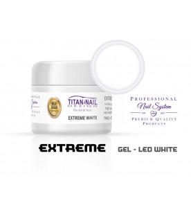 Extreme white GEL UV & LED...