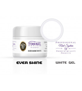 3D Ever shine white GEL UV...