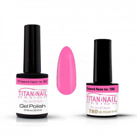 no.180 Gel Polish - TND - Soak Off