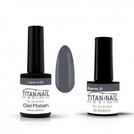 no. 25 Gel Polish - TND -...