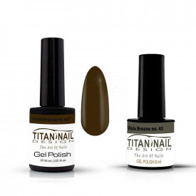no. 43 Gel Polish - TND -...