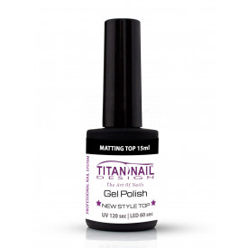 Matt Fitt TND Gel Polish...