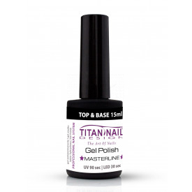 2in1 Base&Top TND Gel Polish