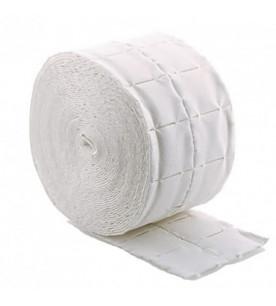 toallitas de algodón limpia...